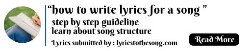 how-to-write-lyrics-for-a-song